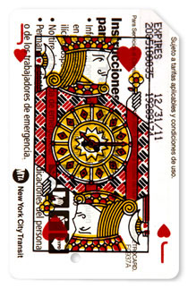 Jack of Hearts - Williamsburgh Savings Bank Tower